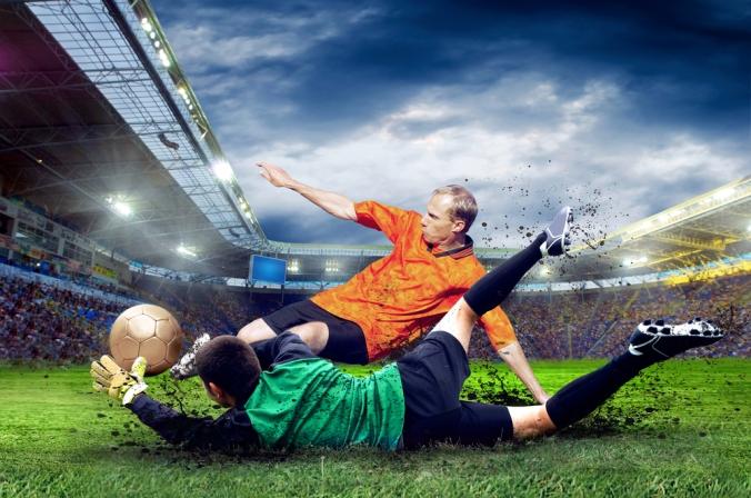 soccer shot